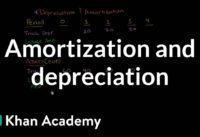 Amortization and depreciation | Finance & Capital Markets | Khan Academy