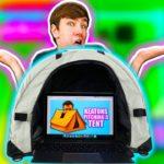 The Laptop Tent? um what
