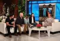 Mark Wahlberg Surprises Viral Adoption Family
