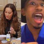 OMKalen: Kalen Reacts to Fruit Punch Tuna Sandwich Prepared by 'The Real' Co-Host Adrienne Houghton