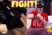 I tried Virtual Reality...and OMG!