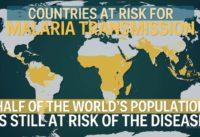 Malaria is the deadliest disease in human history