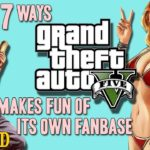 7 Ways 'GTA V' Makes Fun Of Its Own Fanbase - Today's Topic
