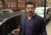 """""""Secret Eats with Adam Richman"""" - Adam Discovers a Speakeasy at a London Detective Agency"""