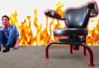 A Chair that could KILL YOU?