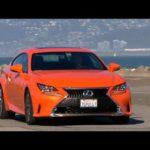 Car Tech - 2015 Lexus RC350 F Sport