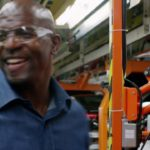 """Terry Crews Joins the Detroit/Hamtramck Assembly Line in Travel Channel's """"Celebrity Adventure Club"""""""