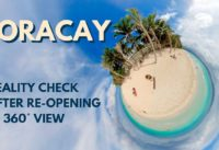 BORACAY AFTER RE-OPENING LIKE NEVER SEEN BEFORE + CAMERA GIVEAWAY (4k 360º VR-VIDEO)