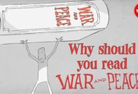 """Why should you read Tolstoy's """"War and Peace""""? - Brendan Pelsue"""