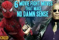 6 Movie Fight Moves That Make No Damn Sense