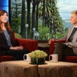 Carla Bruni Meets Ellen