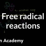 Free radical reactions | Substitution and elimination reactions | Organic chemistry | Khan Academy