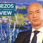 Jeff Bezos Talks Amazon, Blue Origin, Family, And Wealth