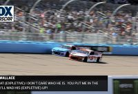 """Radioactive: Phoenix - """"Tell that (expletive) I don't care who he is.""""   NASCAR RACE HUB"""