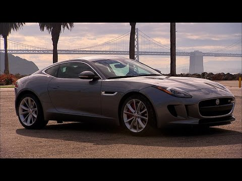 Car Tech - 2015 Jaguar F-Type S Coupe