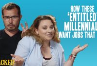 How These 'Entitled' Millennials Want Jobs That 'Pay'