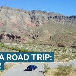"""""""No Grand Canyon for us"""" on DAY 2 OF THE TESLA ROAD TRIP"""