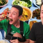 Thai Street Food Tour in Bangkok, Thailand   BEST Spicy BURNING Street Food Tour with Mark Wiens!