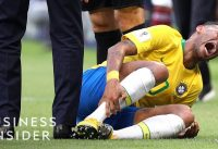 Why Soccer Players Flop So Much