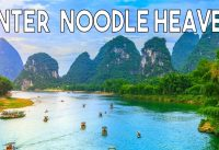 Chinese Street Food Tour in Guilin, China | ENTER NOODLE HEAVEN