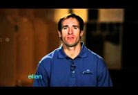 Drew Brees Speaks Out About Bullying