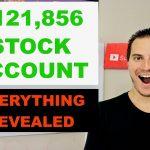 MY $121,856 STOCK MARKET ACCOUNT REVEALED