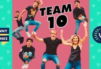 TEAM 10 (ft. Jake and Logan Paul) Compilation 2017   Funny Vines Videos