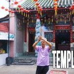 Eating At A Remote Temple Outside of Penang, Malaysia | Malaysian Food Treasures