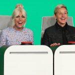 Lady Gaga Reveals Celebrity Crush in Ellen's 'Burning Questions'