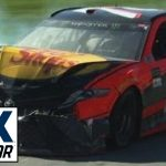 """Radioactive: Talladega - """"De-(expletive)-stroyed. People flippin' and (expletive)."""""""