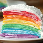 Rainbow Crepe Cake: Behind Tasty