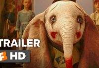 Dumbo Trailer #1 (2019)   Movieclips Trailers