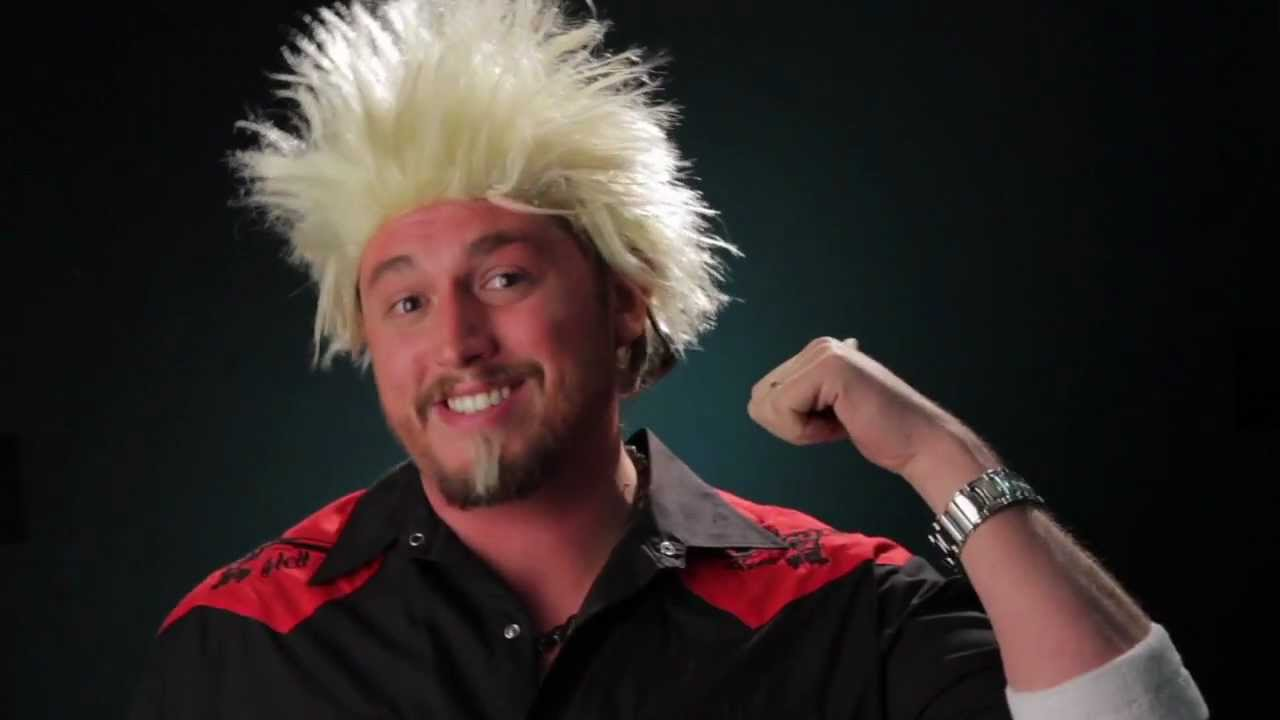 Guy Fieri Responds to the New York Times' Restaurant Reviewer