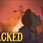 If Disney Cartoons Were Historically Accurate - Disney Musical Parody - With Rachel Bloom