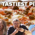 The Tastiest Pizza I've Ever Eaten