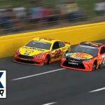 "Radioactive: Charlotte - ""Did the #78 lead like every lap?"" - 'NASCAR Race Hub'"