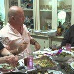 Bizarre Foods: Andrew Zimmern joins the breaking of the Ramadan fast