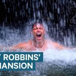Tony Robbins takes us on a private tour of his massive beachfront mansion in Fiji