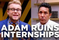 Why Most Internships Are Actually Illegal   Adam Ruins Everything