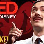 DED Talks: Why Walt Disney is Nothing Like You Think He Was - Disney Parody