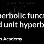 Hyperbolic functions and the unit hyperbola | Hyperbolic functions | Precalculus | Khan Academy