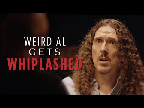 Weird Al Gets Whiplashed