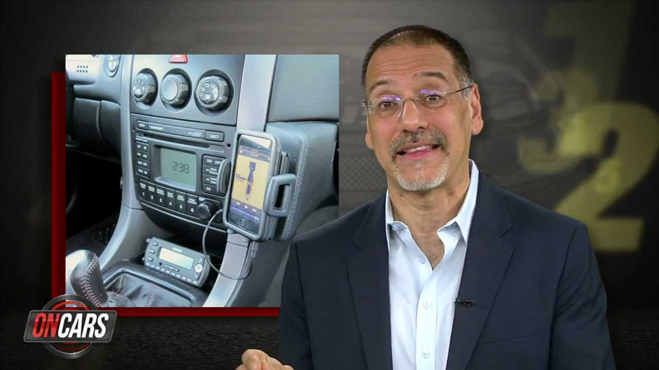 CNET On Cars - Top 5 ways to add tech to your current car