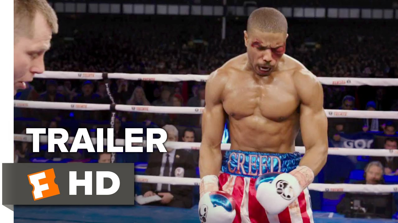 Creed Official Trailer #2 (2015) - Michael B. Jordan, Sylvester Stallone Drama HD