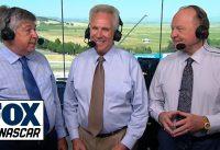 Darrell Waltrip's final sendoff from Sonoma Raceway   NASCAR on FOX