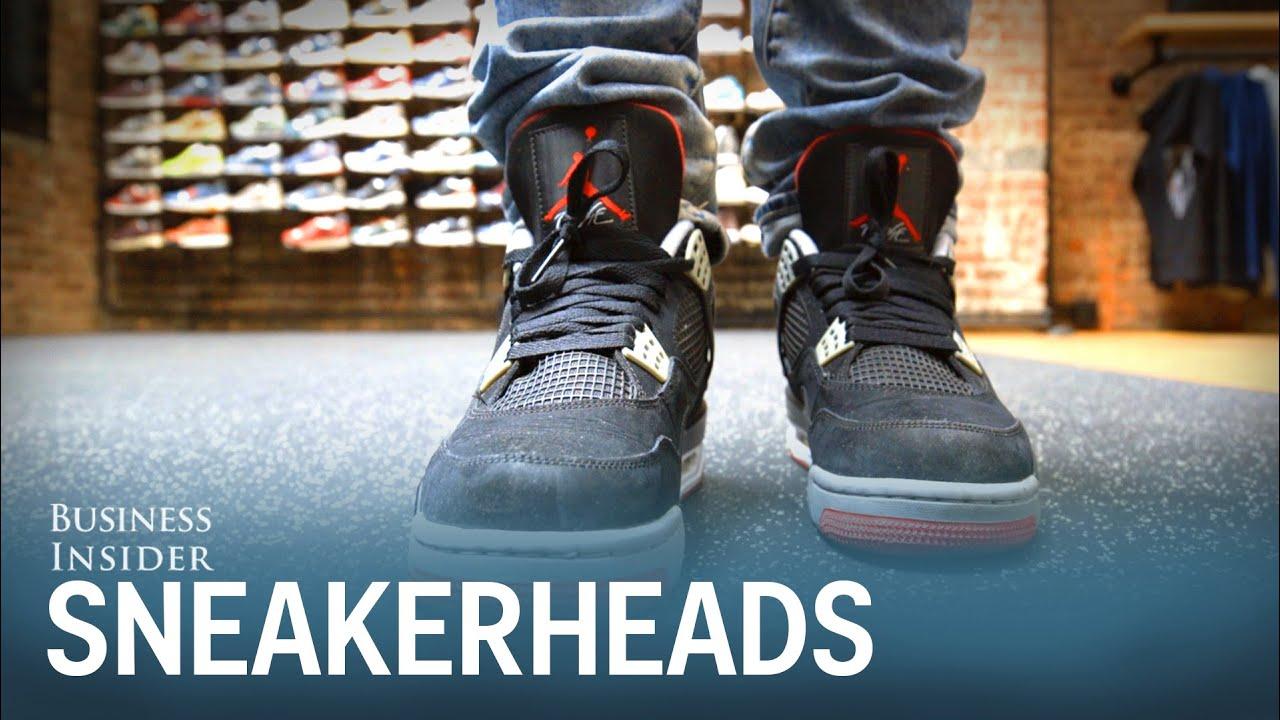 Meet the sneakerheads driving the massive $1 billion resale market