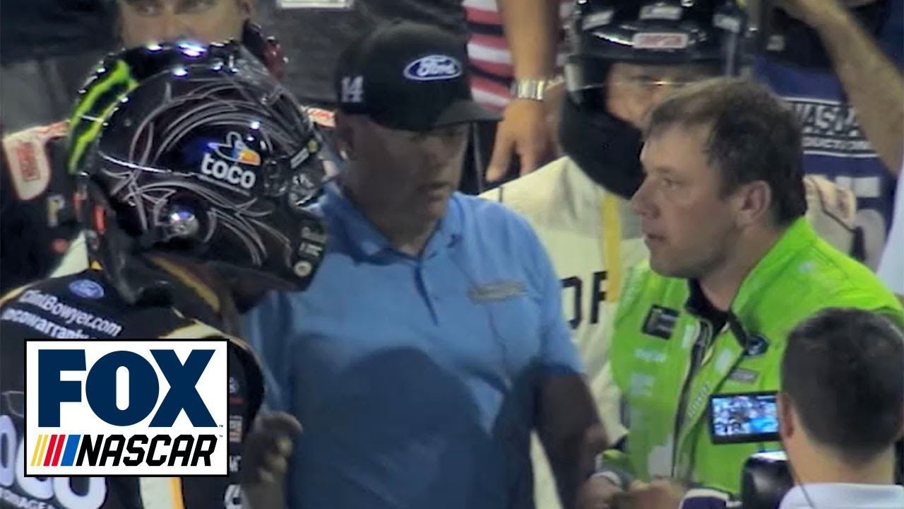 """Radioactive: All-Star Race - """"What the (expletive) is this guy's problem?"""" 