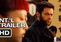 The Wolverine Official International Trailer #1 - Hugh Jackman Movie HD