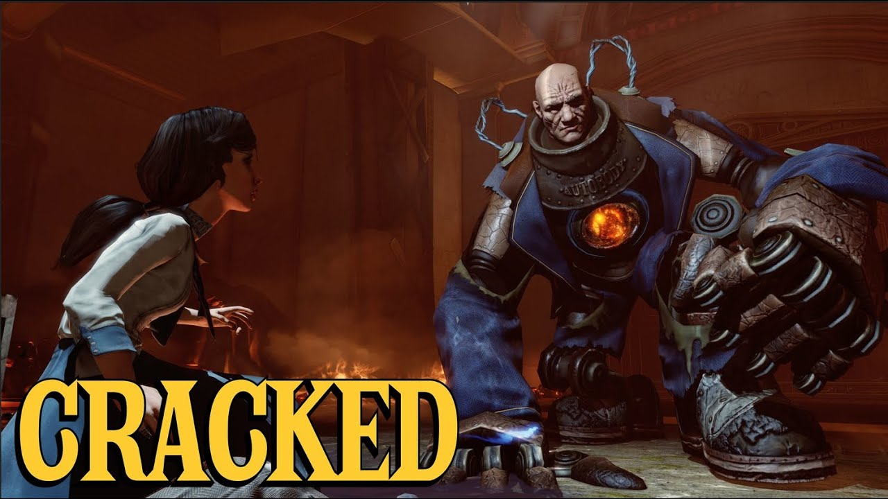 Trying to Explain 'BioShock Infinite' (Isn't Worth It) | Escort Mission