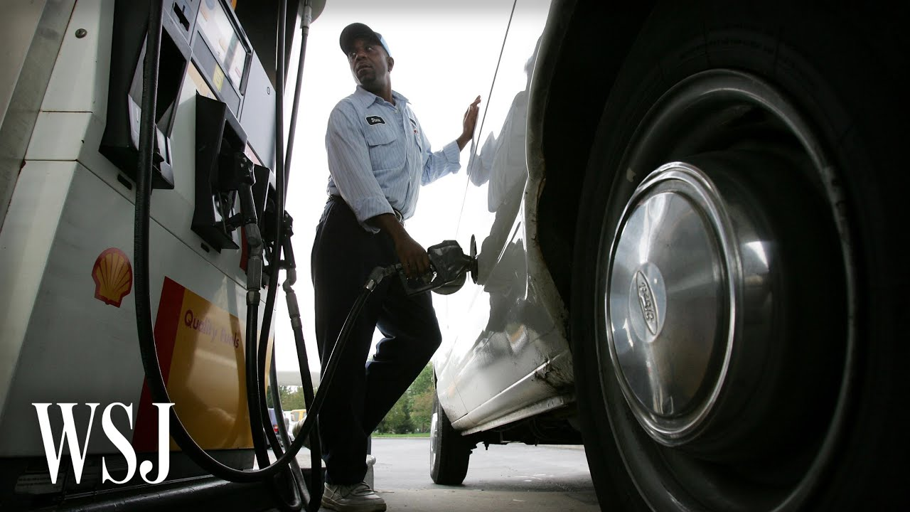 Why Gas Prices Vary From Pump to Pump   WSJ